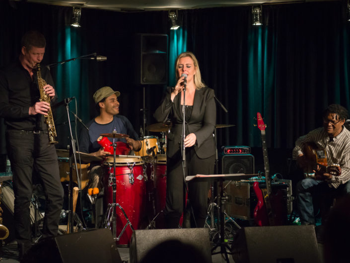 Musikhuset Dexter – Jorge Degas Quartet