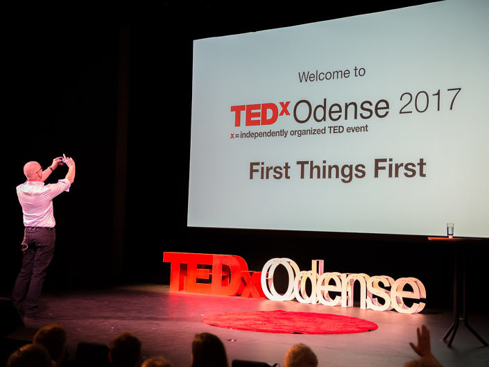 TEDx Odense 2017