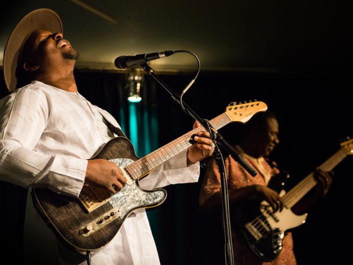 Dexter – Samba Toure